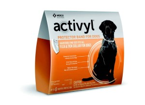 Activyl Canine Protector Band 6m