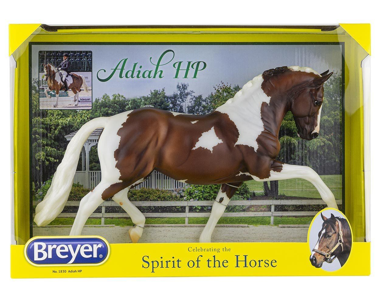 Breyer Adiah HP