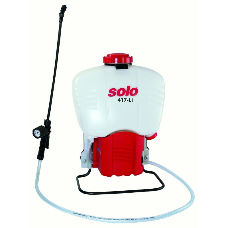 Solo 417 Battery-Operated Backpack Sprayer