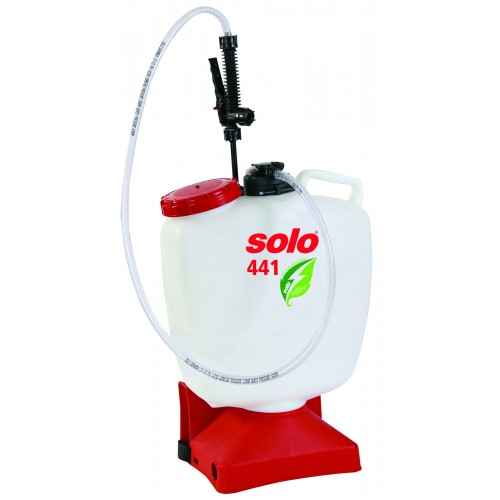 Solo Battery-Operated Backpack Sprayer