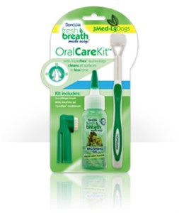 Fresh Breath Oral Care Kit For Small Dog